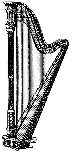Harp clipart classic Lots art this clip clip