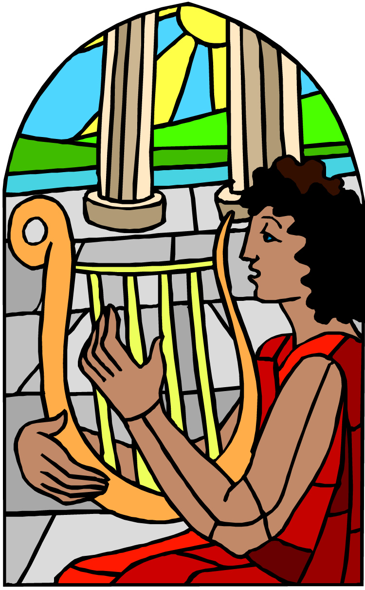 Harp clipart david's Rabbah David w 20691830 harp