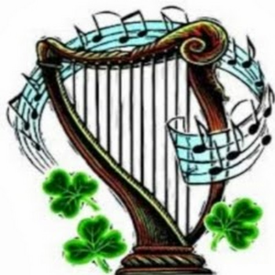 Harp clipart drawing Irish Harp harp RoyaltyFree clipart