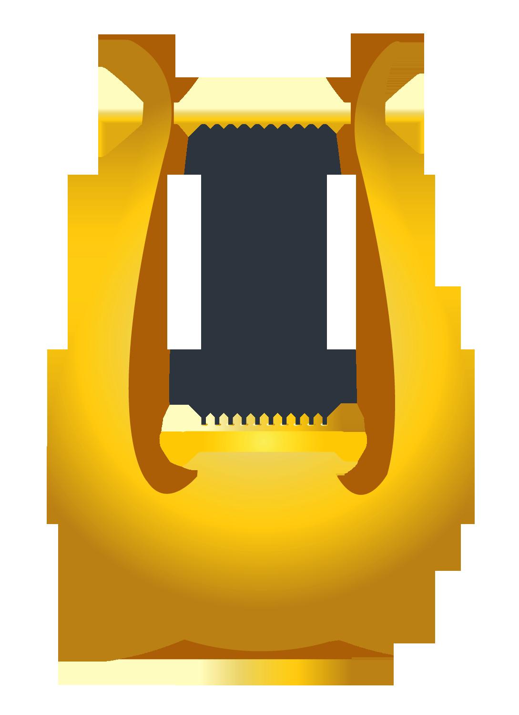 Harp clipart golden harp Cliparts Unique Golden Golden The