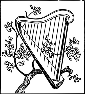 Harp clipart guinness Commercial clip  for vector