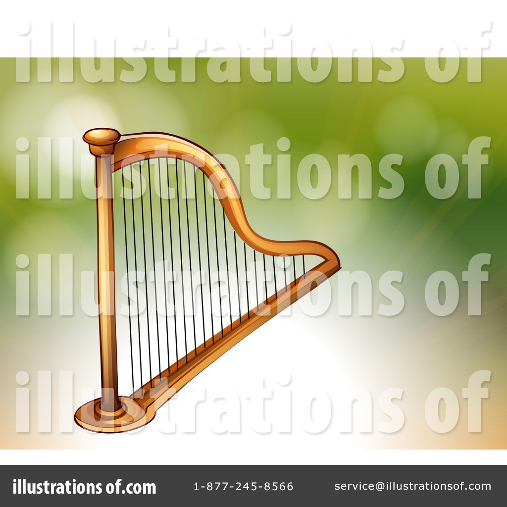 Free Harp colematt by Clipart