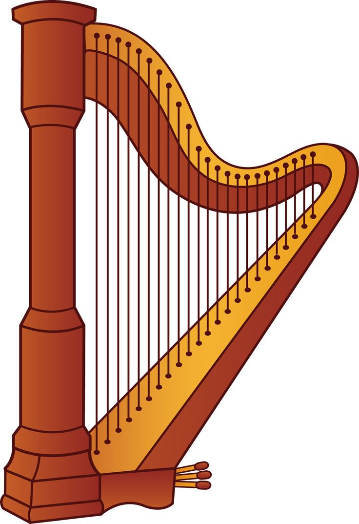 Harp clipart magic Harp 51 on about fun!!