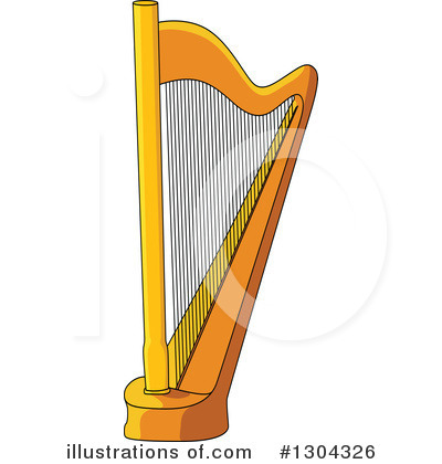 Harp clipart vector Tradition Royalty Vector Free Tradition