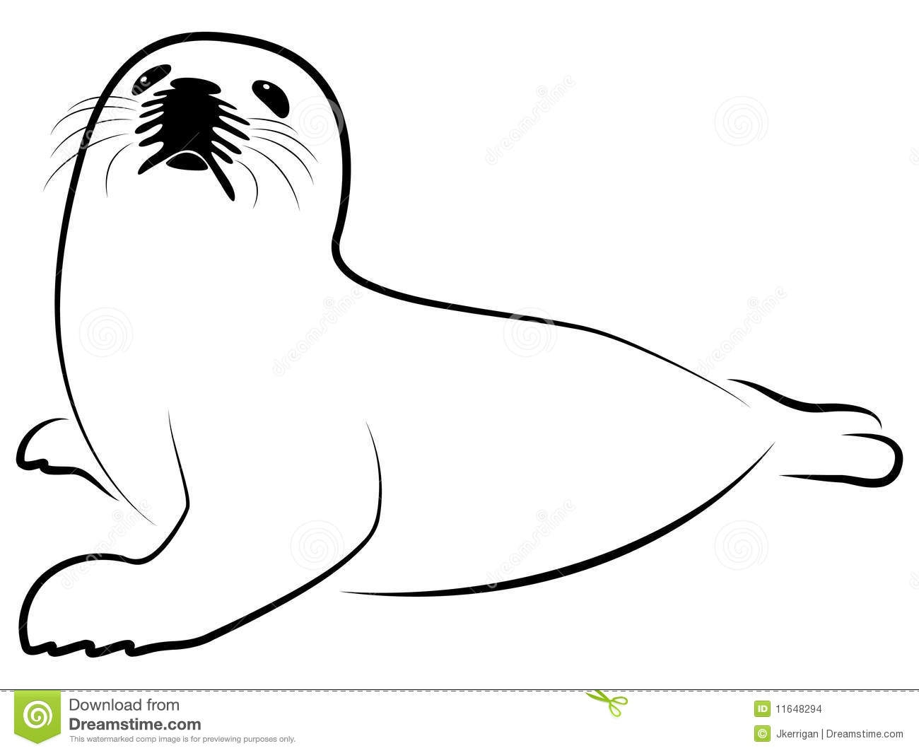 Baby Animal clipart arctic animal Clipart Clipart black Animals and