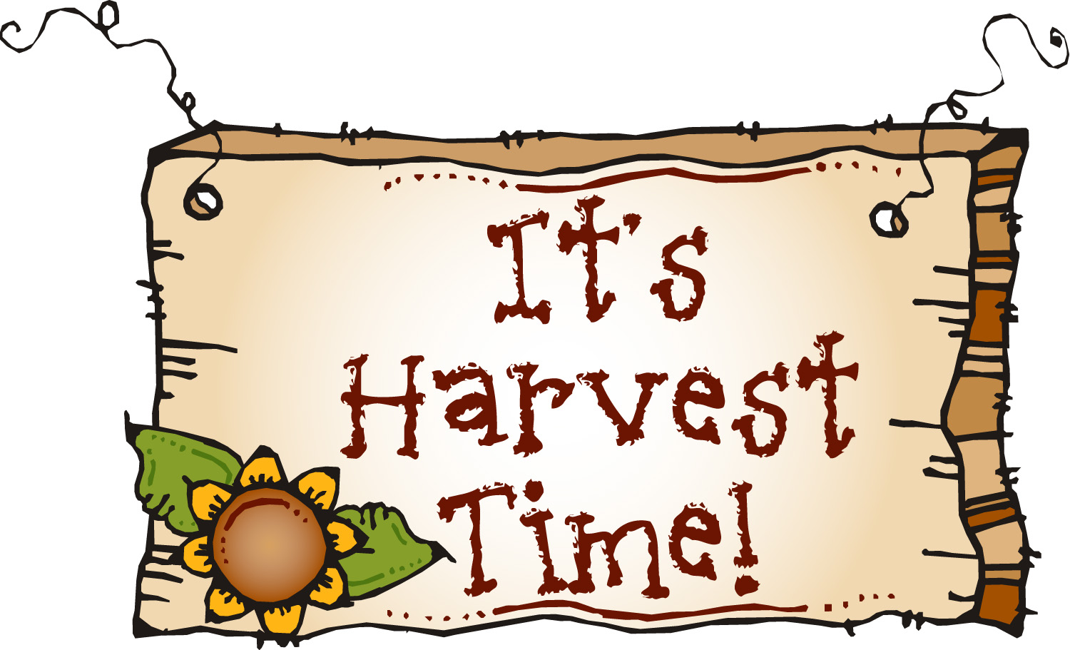 Native American clipart harvest Free Harvest The Cliparts Harvest