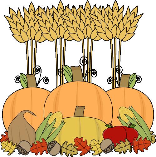 Harvest clipart Image Art Thanksgiving Thanksgiving Harvest