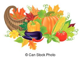Harvest clipart cornucopia Royalty with Cornucopia Images Photo
