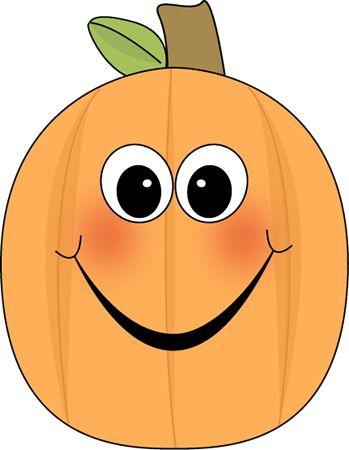 Harvest clipart face Happy Art Pinterest pumpkin happy