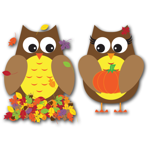Owl clipart pilgrim Images Art Fall for Download
