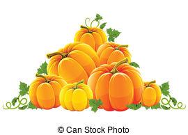 Harvest clipart small pumpkin Of 438 illustration Stock orange