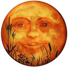 Clipart Moon (55+) clipart Harvest
