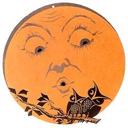 Harvest Moon clipart Moon Pumpkin Halloween Halloween Owls