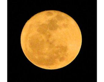 Harvest Moon clipart Dark moon Sky a Photo