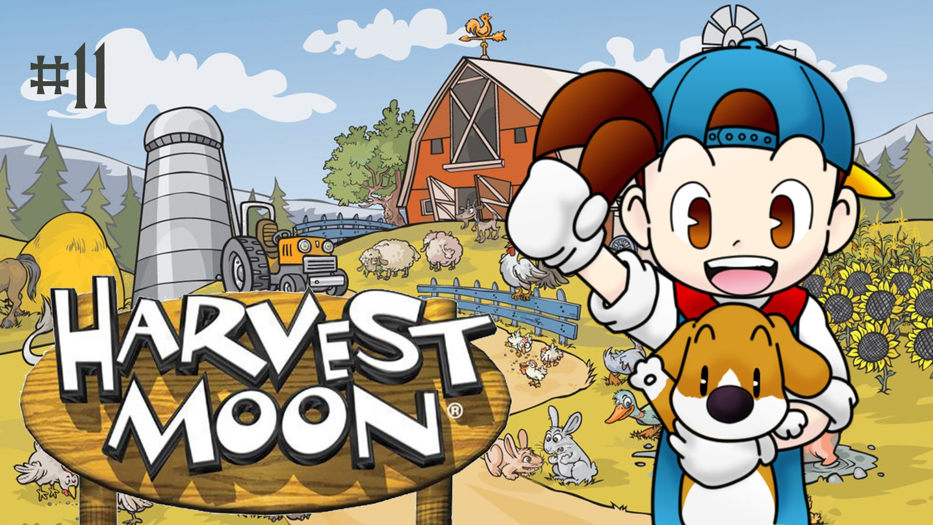 Harvest Moon clipart animated Harvest 11 (abgebrochen) Back to