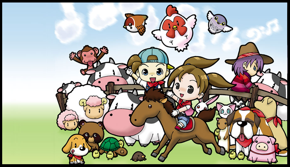 Harvest Moon clipart animated A Moon) is a