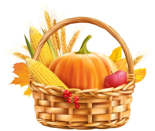 Harvest Moon clipart autumn fruit #3