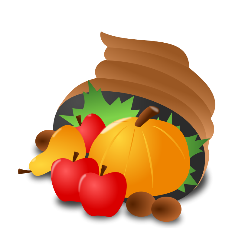 Harvest Moon clipart autumn fruit #4