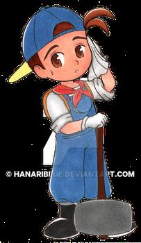 Harvest Moon clipart blue moon On RF 11 Harvest HanariBlue