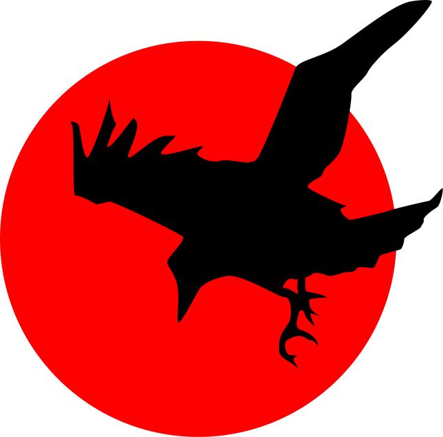 Harvest Moon clipart cobwebs Halloween Bird Public Free clip