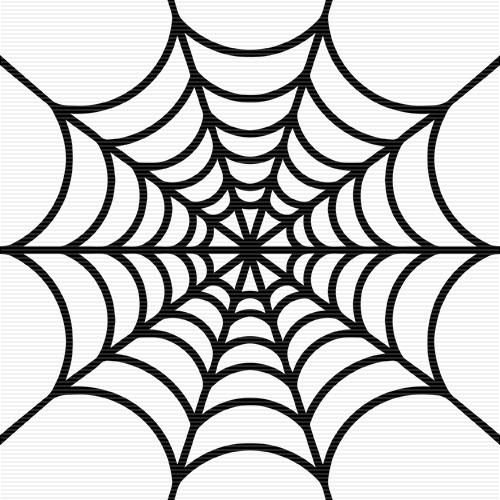 Spiderman clipart cobweb Clip webs Halloween Spider Cobweb