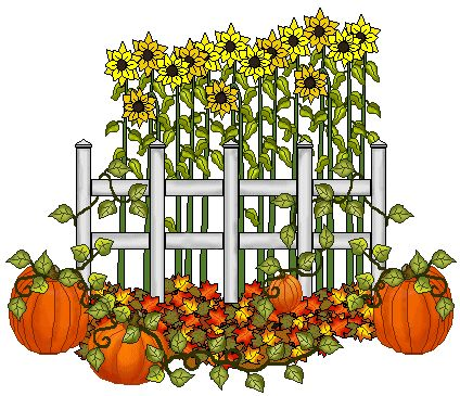 Country clipart garden shed On Sunflowers Autumn images Pinterest