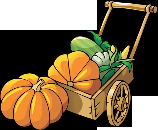 Harvest Moon clipart fall pumpkin 5th Clipart  Clipart Pumpkin