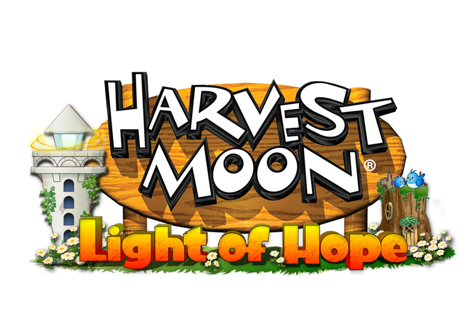 Harvest Moon clipart fall scene Forward Hands Hands Hope Light