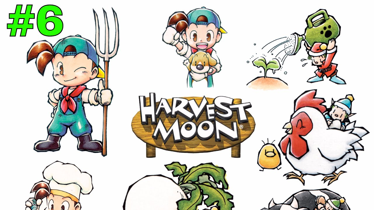 Harvest Moon clipart fall vegetable To vegetables the homeland #6