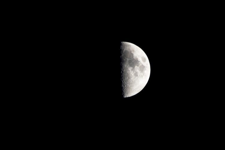 Harvest Moon clipart first quarter moon Moon (Northern spring Quarter Hemisphere)