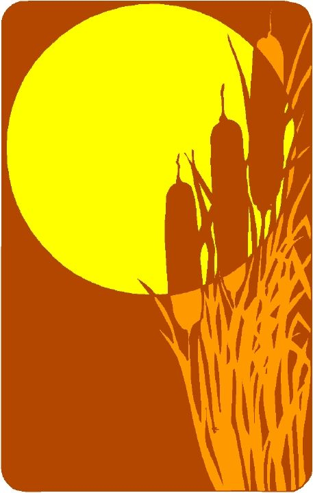 Harvest Moon clipart first quarter moon Pinterest moon Full on meaning