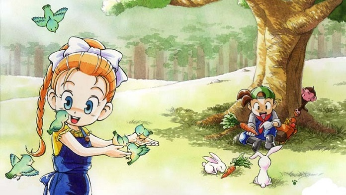 Harvest Moon clipart free fall Hardcore amount decent of some