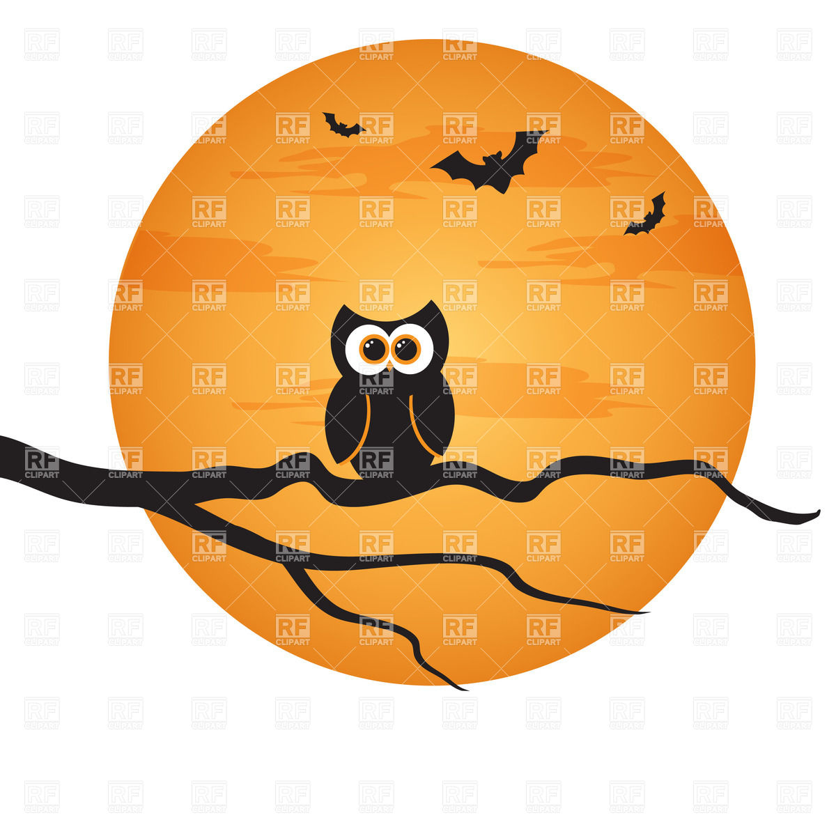 Harvest Moon clipart haloween Panda Clipart ego%20clipart Images Owl