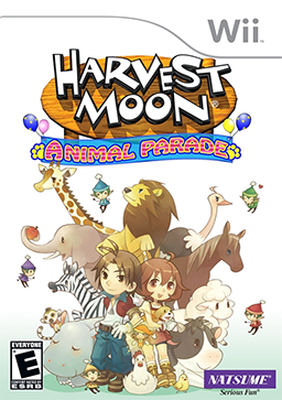 Harvest Moon clipart leave Animal Harvest  Wikipedia Parade
