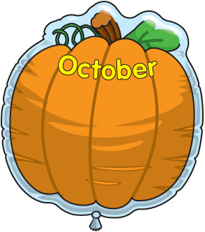 Harvest Moon clipart october birthday Clipart Clip 2 image October