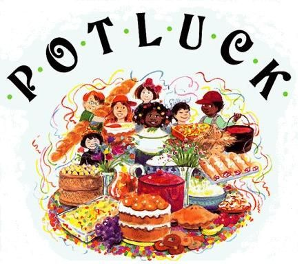 Harvest Moon clipart potluck Month 6:30pm Potlucks Upcoming Monthly