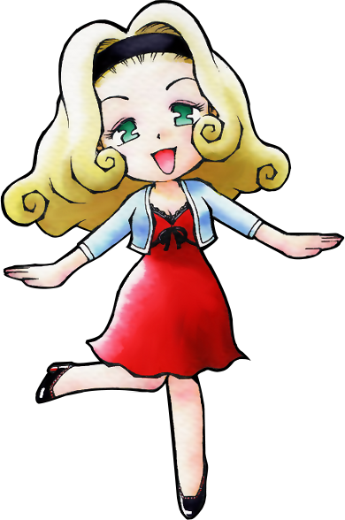 Harvest Moon clipart red harvest Powered Muffy (AWL) Muffy Moon