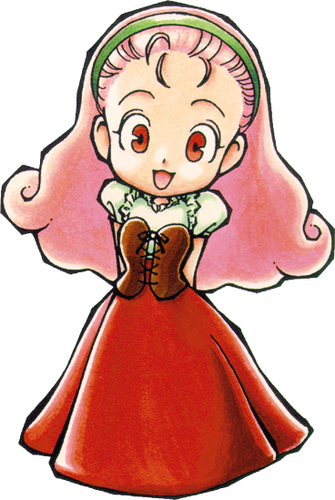 Harvest Moon clipart red harvest By (FoMT) The Popuri Wiki