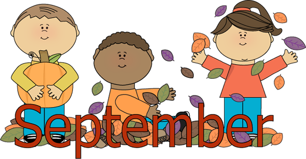 Harvest Moon clipart september season Kids clip book Kids Art