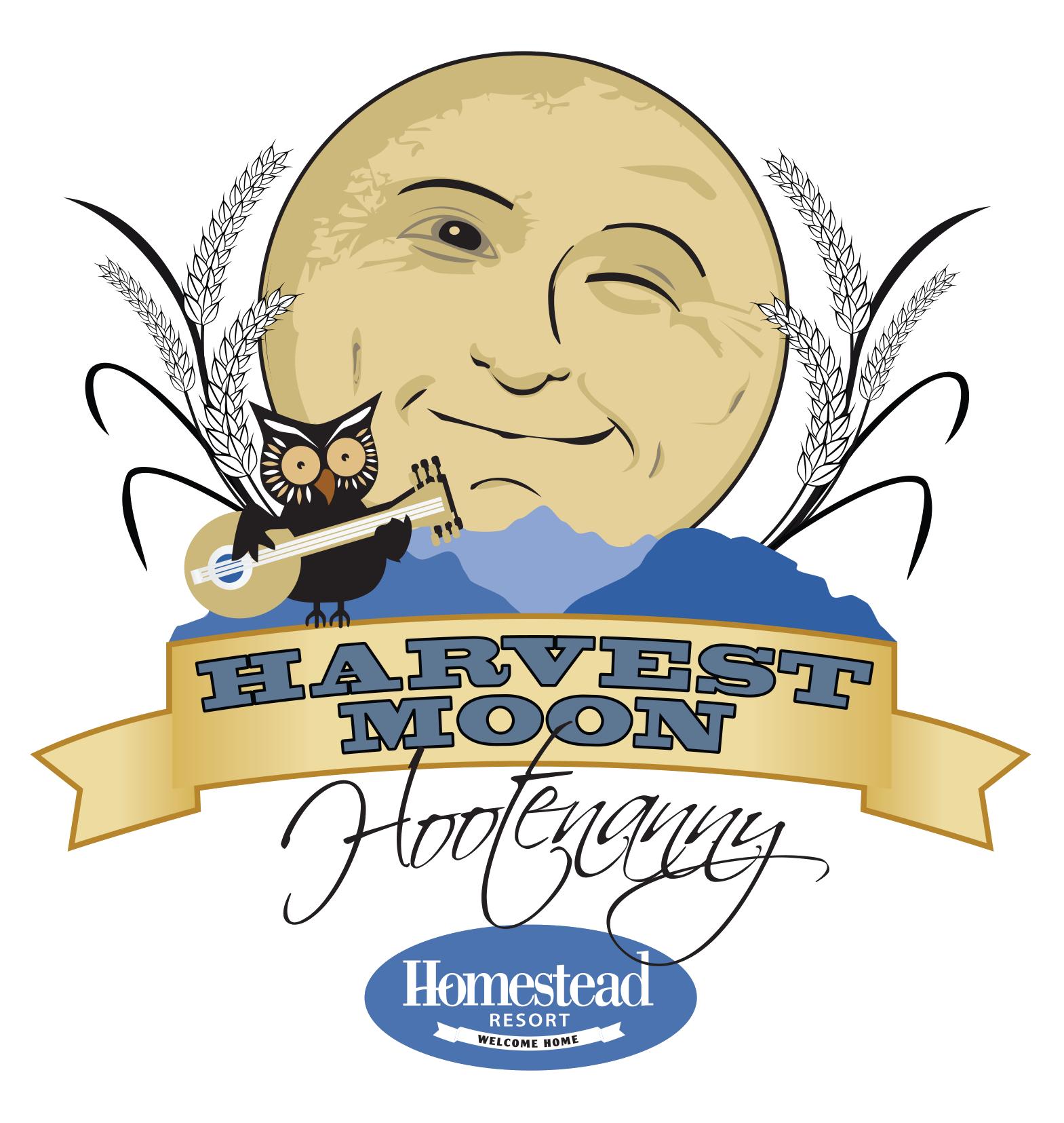 Harvest Moon clipart september season September Fall Hootenanny Homestead Moon