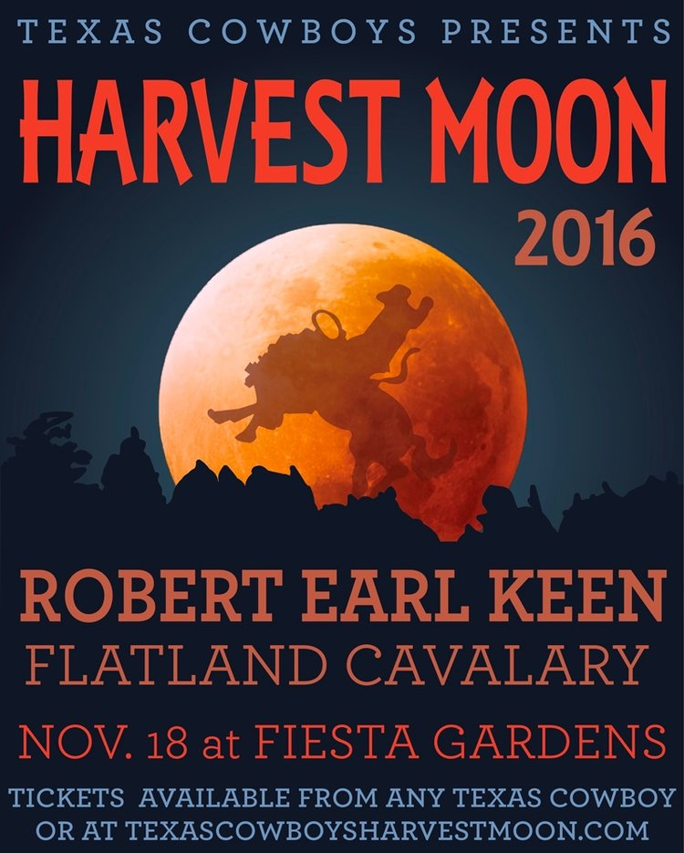 Harvest Moon clipart texas To Cowboys information tickets Here