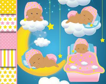 Harvest Moon clipart thanksgiving Clipart girl clipart baby Thanksgiving