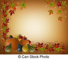 Harvest Moon clipart thanksgiving Thanksgiving Background; Illustration and of