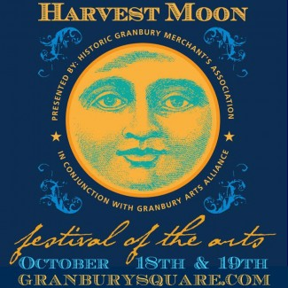 Harvest Moon clipart victorian Arts Moon Harvest GRANBURY Arts