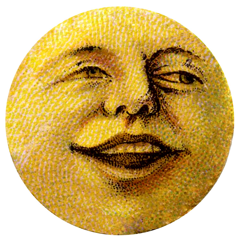 Happy Moon Happy Man fairy