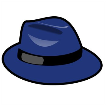 Pice clipart hat Photos Free Graphics fedora Free