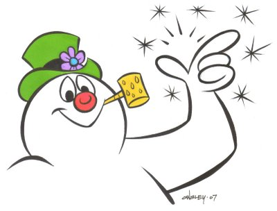 Hat clipart frosty the snowman Kids a Frosty Your Snowman!