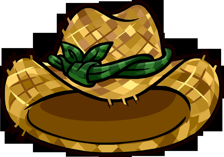 Straw Hat clipart Wikia Gardening Straw Hat Wiki
