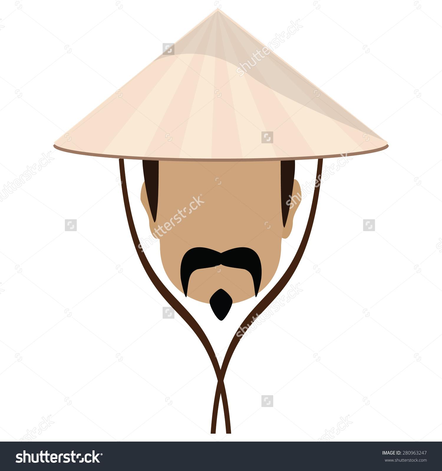 Asians clipart vietnam Clipart Asian hat clipart hat