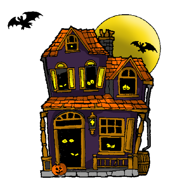 Haunted clipart Clipart #16 clipart Download Haunted